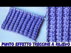 Knitting Stitches, Youtube, Fashion, Stitches, Tejidos, Knitting Patterns, Moda, Fashion Styles, Fashion Illustrations