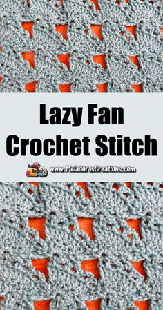 Crochet tutorial that teaches you how to make this surprising warm stitch that uses shells and decreases to make this very cool stripe effect.