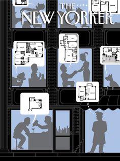Christoph Niemann / portfolio / New Yorker Covers