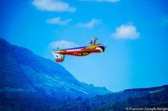Avion De Control Remoto Yak Vuelo Invertido  (Cortesia Club AGA Guatemala )