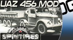 Spintires Mod Spotlight - UAZ 456 - The Sheep Herder