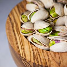 The health benefits of eating pistachios include weight management, heart health, blood pressure control and other benefits according to a new study published in the British Journal of Nutrition. The study notes that pistachios also stand out among other nuts for their vitamin and mineral content and role in eye health. (Photo: Business Wire)