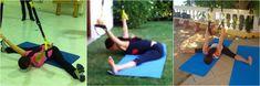 #Stretchig con #TRXSUSPENSION TRAINER  Te animas?  www.diana-bustamante.com.ar