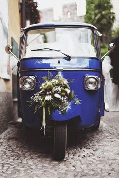 Brides: An Open-Air Destination Wedding in Malcesine, Italy