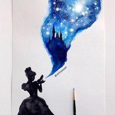 Cinderella & the magical night