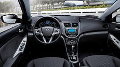 The 2014 Hyundai Accent Is Offered As A Tiny Four Front Door Sedan Or  Four Front Door Hatchback, Possibly Of Which .Get 2014 Hyundai Accent  Owners Manual
