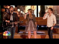 Leave the peices - Holly Tucker & The Swon Brothers. LOVEEE this song.... Im sorry but even though i love the Swon brothers, i would have given them up to keep Holly