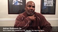 http://www.meganmedicalpt.com/ Adrian Robinson Sr. is on a mission to raise awareness about brain injuries in sports. His son committed suicide in May, after having sustained multiple concussion playing football.