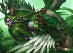 Malfurion by naturaljuice on DeviantArt