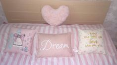 Penneys Cushions and Duvet Cover Primark Home, Bed Pillows, Cushions, Love Dream, First Apartment, Bedroom Styles, Color Themes, Duvet Covers, Pillow Cases