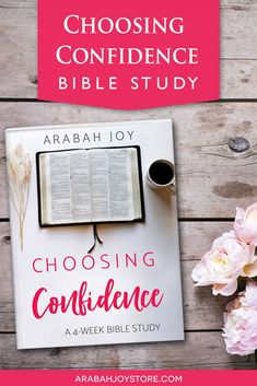 Do you struggle to live your identity in Christ? Discover how to live in the confidence of God and follow God in all areas of your life. Let this Bible study for women help you live with godly confidence and embrace being a godly woman. || Arabah Joy #confidence #biblestudy #godlywoman #christianwoman #p31