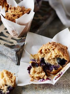 The Healthy Baker Flour uses Australian wheat and is the only vitamin enriched flour, with ten times the calcium of normal flour. How To Convert A Recipe, Bellini Recipe, Recipe T, Sweet Pie, Blue Berry Muffins, Lchf, Kids Meals, Blueberry, Vitamins