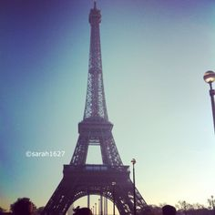 :: Eiffel Tower, Paris. Dec 2013 ::