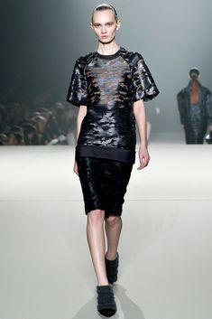 Alexander Wang Fall 2013 Ready-to-Wear Fashion Show - Ksenia Malanova