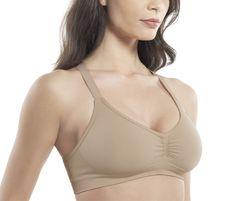 Top Slim - 47181-001 - Sustenta bustos de modo confortável, possui costas modelo nadador.