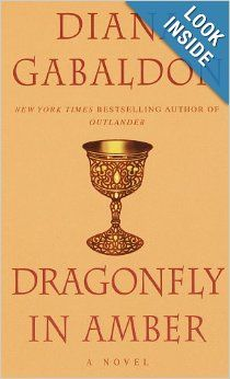 Dragonfly in Amber (Outlander series)