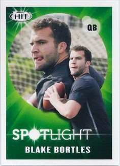Blake Bortles (Rookie) Jacksonville Jaguars 2014 Sage Hit Spotlight Insert (Base) card #141 Jacksonville Jaguars Football, Football Cards, Baseball Cards, Blake Bortles, Nfl, Spotlight, Sage, Silver, Salvia