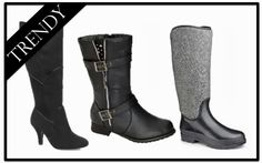 GarnerStyle | The Curvy Girl Guide: Wide Calf Boots for Fall 2013