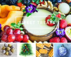 Easy and Elegant Recipes for Christmas - Lace and Coco