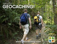 Geocaching is a real-world outdoor treasure hunting game. Players try to locate hidden containers, called geocaches, using GPS-enabled devices and share their experiences online.