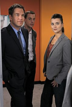 "NCIS - Season 9 Episode 7 - ""Devil's Triangle"""