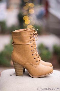 Kışlık Bayan Ayakkabı ve Bot Modelleri, Kış Modası