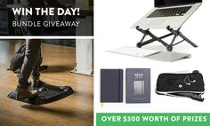 Win The Day Bundle enter to win this free giveaway