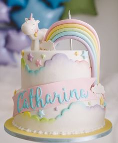 10 Magical Unicorn Cakes For June-icorn — Cake Wrecks Cupcakes, Cupcake Cakes, Pastel Cakes, Cake Wrecks, Birthday Cake Girls, Unicorn Birthday, Birthday Cakes, Girl Cakes, Savoury Cake