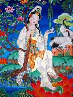 Avalokitesvara Bodhisattva Statue