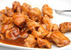 Édes-csípős csirke