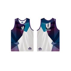 Alanic Global, reputed manufacturer, offers best quality of unitec sublimated singlets  at wholesale rate in USA, Australia and Canada.