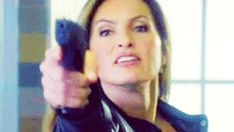 Olivia Benson gif [Don't move!]