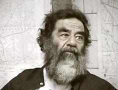Saddām Husayn ʿAbd al-Majīd al-Tikrītī (arabo: صدام حسين عبد المجيد التكريتي, Ṣaddām Ḥusayn ʿAbd al-Majīd al-Tikrītī; Tikrit, 28 aprile 1937 – Baghdad, 30 dicembre 2006) è stato un politico iracheno, leader assoluto dell'Iraq dal 1979 al 2003, quando venne destituito in seguito all'invasione anglo-americana in quella che è conosciuta come la seconda guerra del Golfo. La data di nascita è incerta.  È stato giustiziato per impiccagione il 30 dicembre 2006.