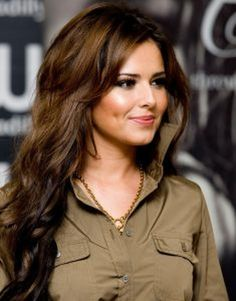 Cheryl Cole with Hair Extensions, Gorgeous Brown Glossy Locks! Ponytail Hairstyles, Pretty Hairstyles, Cheryl Cole Hair, Cheryl Ann Tweedy, Cheryl Fernandez Versini, Jessie James, Light Brown Hair, Human Hair Extensions, Most Beautiful Women