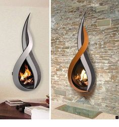 Exquisite Contemporary Home Fireplace Ideas 3 Discerning Cool Tips: Contemporary Apartment Loft Style contemporary house facade. Contemporary Fireplace Designs, Contemporary Cottage, Contemporary Apartment, Contemporary Bedroom, Contemporary Architecture, Modern Fireplaces, Wall Fireplaces, Kitchen Contemporary, Contemporary Chandelier