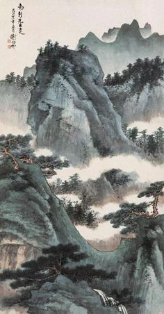 #chineselandscapepainting #chinesebrushpainting #orientalfineart