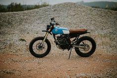 "Dream Wheels Heritage ""Honda CLR 125 'Serena' """