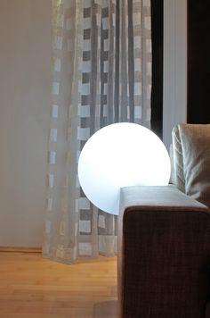 Luminaire deco pour escalier blanc changement couleur LED