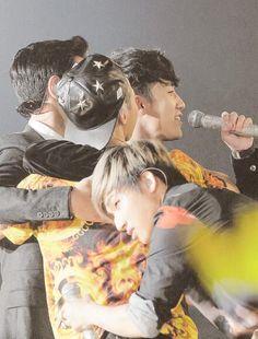 My boys ♥ #bigbang #kpop