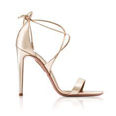 La Mania x Aquazzura, Linda high heels #LaMania #Aquazzura