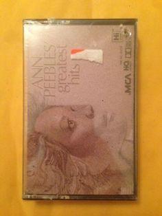 Ann Peebles' Greatest Hits Cassette Tape New Sealed