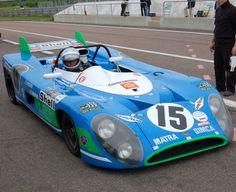 Matra 670 . This car won the 1972 Le Mans Race driven by Henri Pescarolo and Graham Hill.