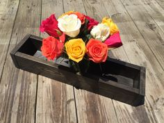 """Table centerpiece 20"""" long by BlackIronworks on Etsy https://www.etsy.com/listing/240777463/table-centerpiece-20-long"""