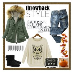 """""""casual.."""" by lea-vehabovic ❤ liked on Polyvore featuring Été Swim, Levi's, UGG Australia and Torrid"""