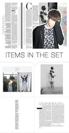 """"""":: color me beautiful ::"""" by kat-oh-sparrow ❤ liked on Polyvore featuring art"""