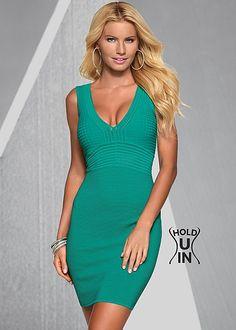 Hold U in zipper dress in the VENUS Line of Dresses for Women