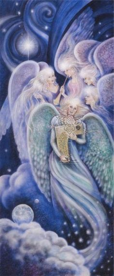 Angels of Harmony ~ by Pamela Matthews