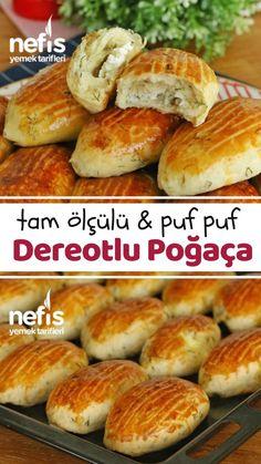 Wie Macht Man, Tasty, Yummy Food, Baked Chicken Recipes, Pastry Recipes, Turkish Recipes, Hamburger, Bakery, Food And Drink