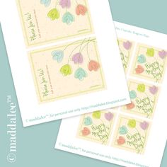 Mother's Day Party Printable Package