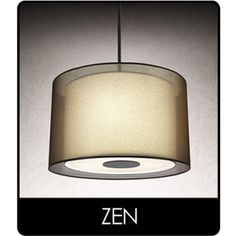 Pendant Lighting | ZEN